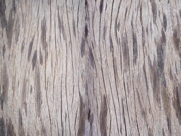 Superficie della vecchia struttura di legno. priorità bassa di struttura del legname dell'annata