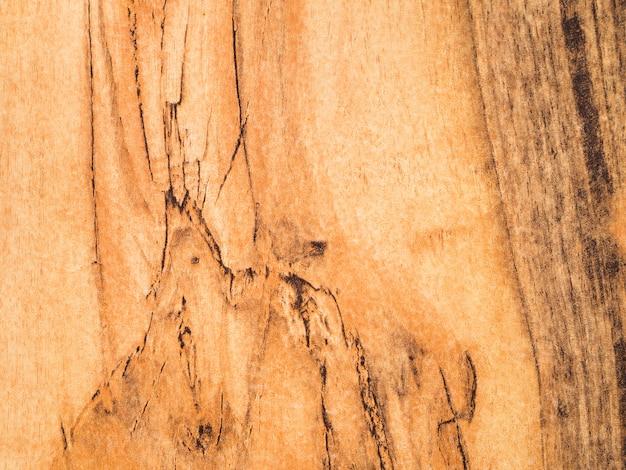 Superficie di legno marrone del primo piano