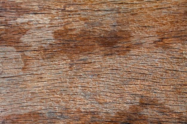Superficie di legno scura del fondo di struttura con il vecchio modello naturale.