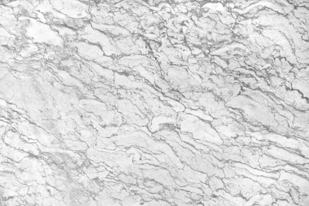 Superficie di marmo bianco con venature