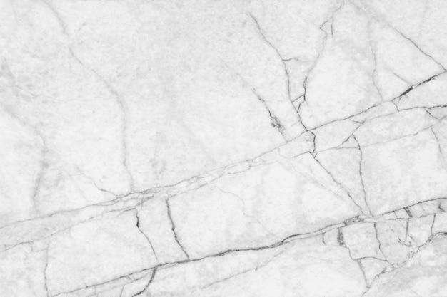 Superficie di marmo reale struttura bianca grigia, superficie di marmo bianco piastrella di fondo