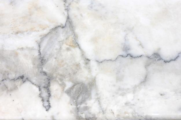 Superficie di pietra in marmo bianco