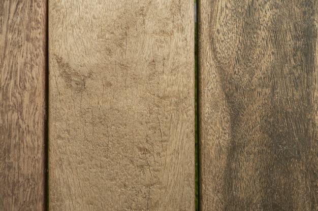 Superficie di sfondo in legno scuro superficie con vecchio modello naturale o struttura in legno scuro texture vista da tavolo. superficie grunge con sfondo di struttura in legno. priorità bassa di legno del legname dell'annata. vista da tavolo rustica