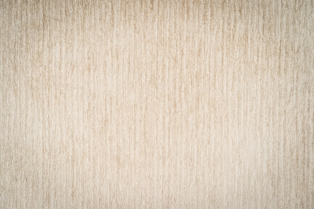 Superficie e struttura astratte di cotone e tessuto marroni di colore