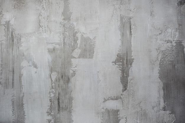 Superficie in cemento grigio invecchiato in stile loft