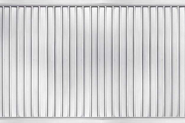 Superficie ondulata di struttura del metallo del nastro del fondo della parete del fabbricato industriale