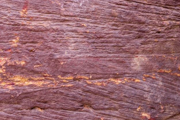 Superficie rossa dello strato della roccia per il fondo di struttura