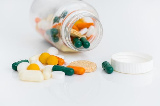 Supplementi da una bottiglia