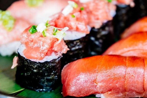 Sushi al tonno