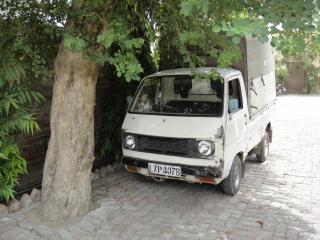 Suzuki pick-up, il vecchio