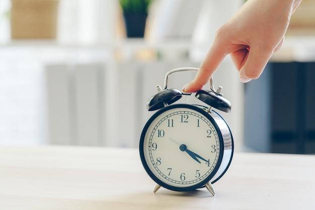 Sveglia, tempo di svegliarsi,