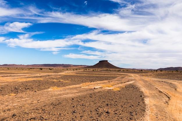 Table mountain, marocco
