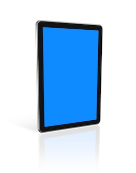 Tablet pc digitale 3d