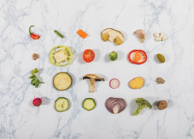 Tagliare le verdure