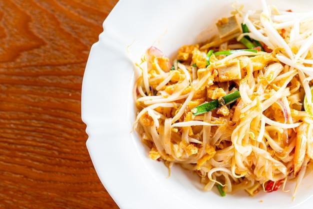 Tagliatelle di stile tailandese, pad thai