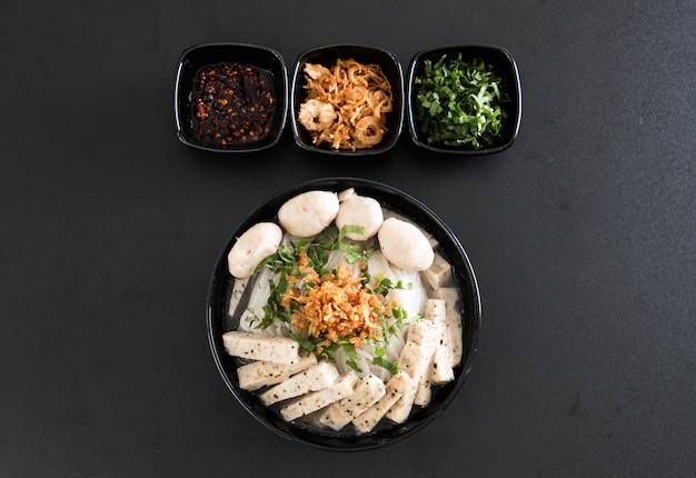 Tagliatelle vietnamite (pho)