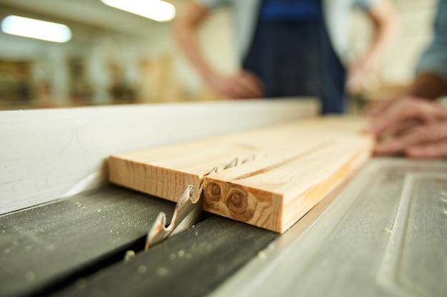 Taglierina elettrica per legno