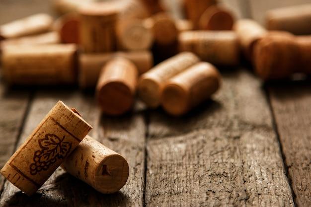 Tappi per vino