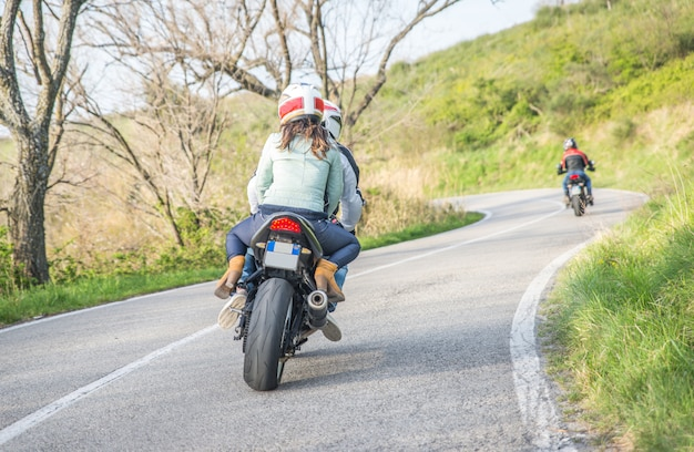 Tariffa moto nel fine settimana