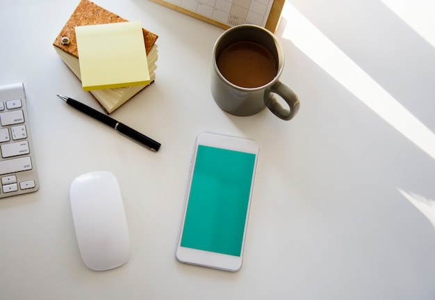 Tastiera stazionaria del mousepad dell'attrezzatura degli oggetti