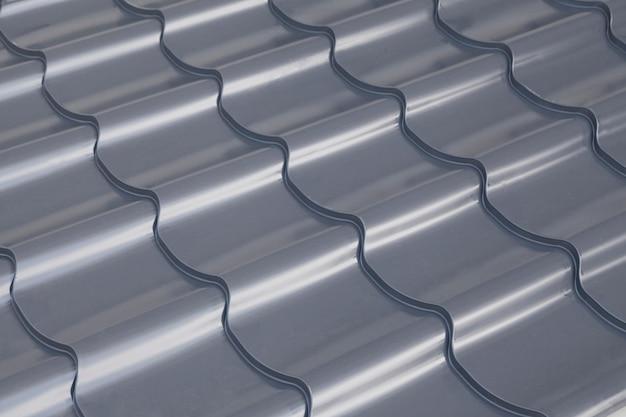Tavolo colore grigio tetto, vista dall'alto