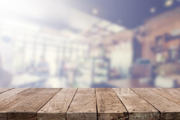 Tavolo con sfondo