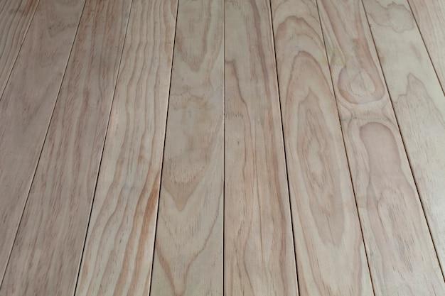 Tavolo in legno naturale per il design o il montaggio sullo sfondo dei tuoi prodotti