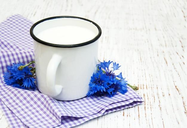 Tazza di latte