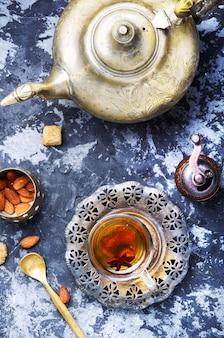Tazza di tè turco