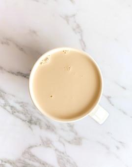 Tazze di latte di soia