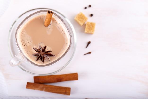 Tè masala chai