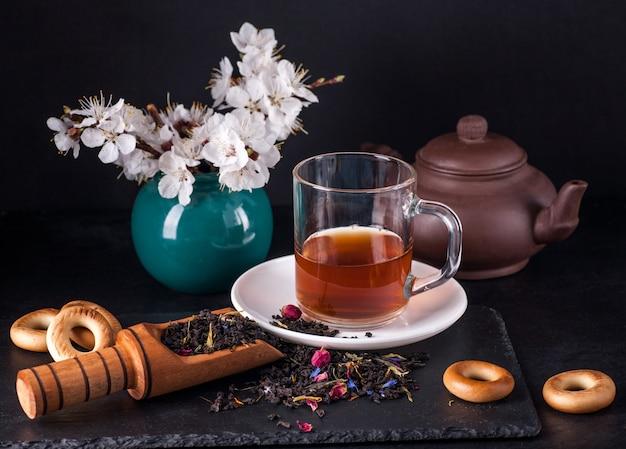 Tè verde al bergamotto