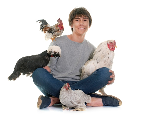 Teen e pollo