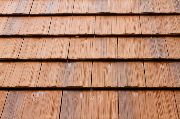Tegole in legno stile