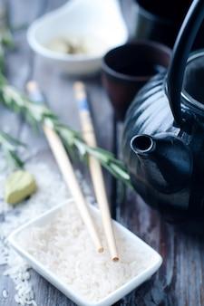 Teiera nera cinese