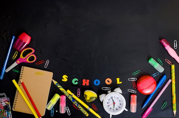 Telaio per forniture scolastiche e per ufficio