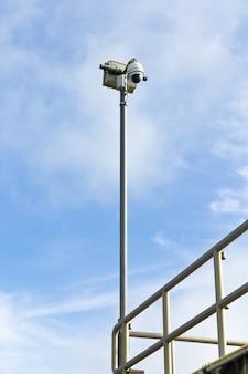 Telecamera a circuito chiuso a cupola