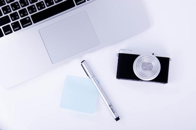 Telecamere e notebook