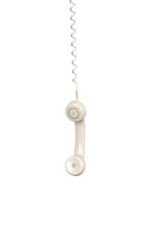 Telefono grigio viticcio