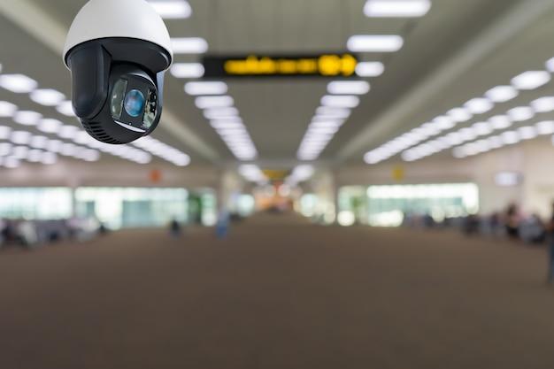 Televisione a circuito chiuso, telecamera cctv di sicurezza o sistema di sorveglianza