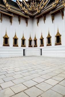 Tempio a bangkok, tailandia
