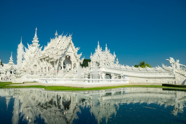 Tempio bianco di chiang rai