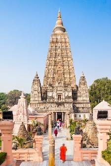 Tempio di mahabodhi, bodhgaya