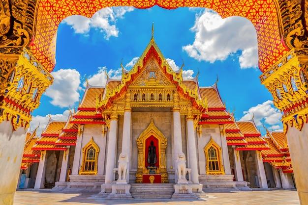 Tempio di marmo della thailandia, wat benchamabophit