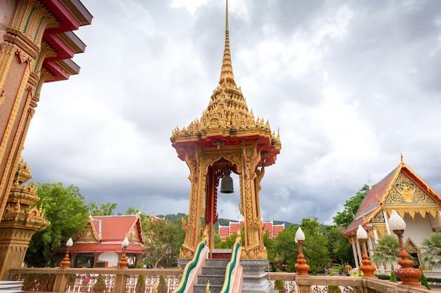 Tempio di pai, in thailandia
