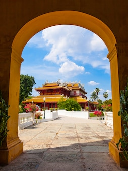 Tempio in stile cinese