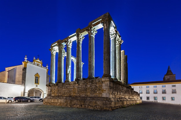 Tempio romano, evora