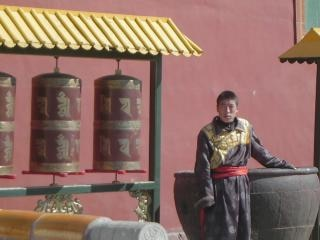 Tempio tibetano