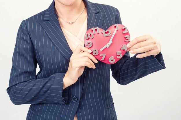 Tempo del business dell'amore