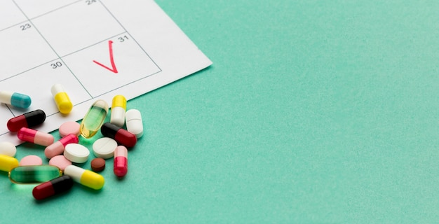 Tempo di copia-spazio per la medicina